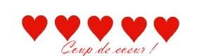 5 coeurs coup de coeur centre