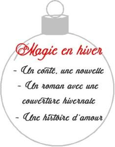 menu magie en hiver