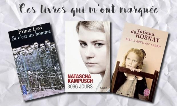 ces livres qui m'ont marqués