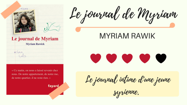 7. Le journal de Myriam
